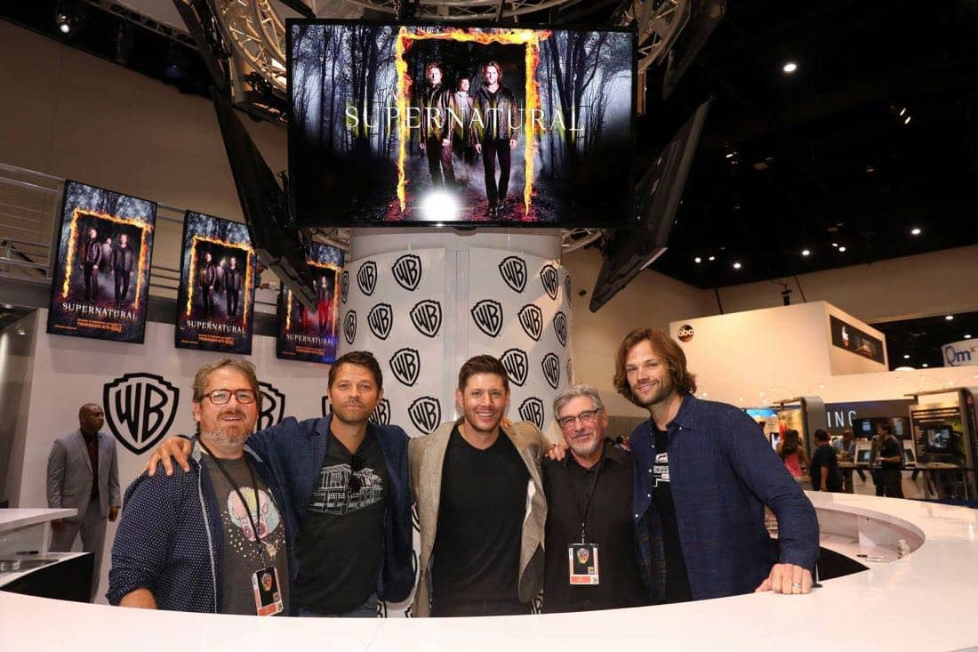 Supernatural Comic Con SDCC 2017 071