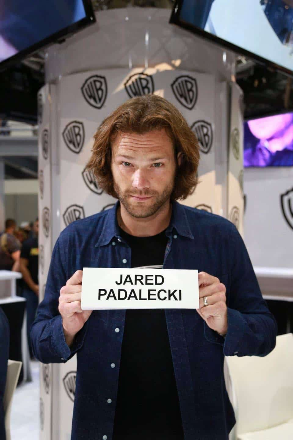 Supernatural Comic Con SDCC 2017 091