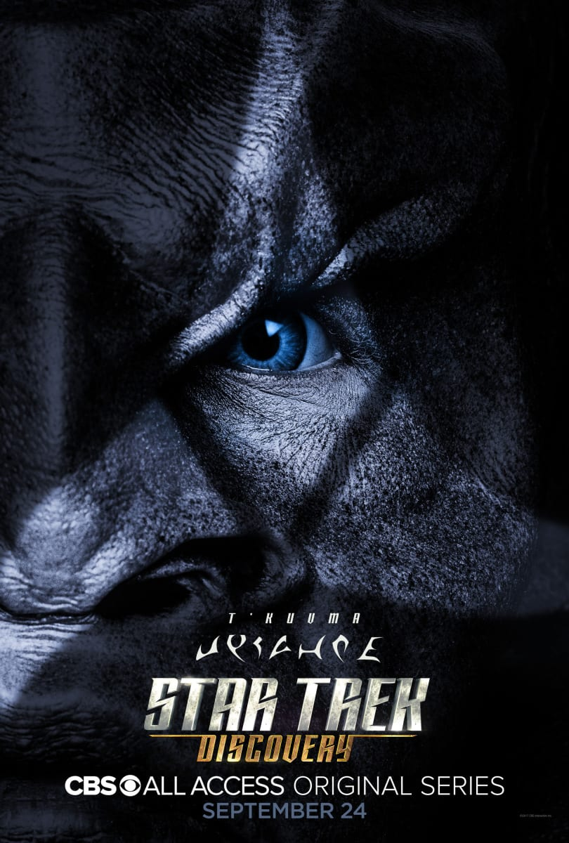 KEY ART - STAR TREK: DISCOVERY coming to CBS All Access. Photo: James Dimmock / CBS 2017 ©CBS Interactive. All Rights Reserved.