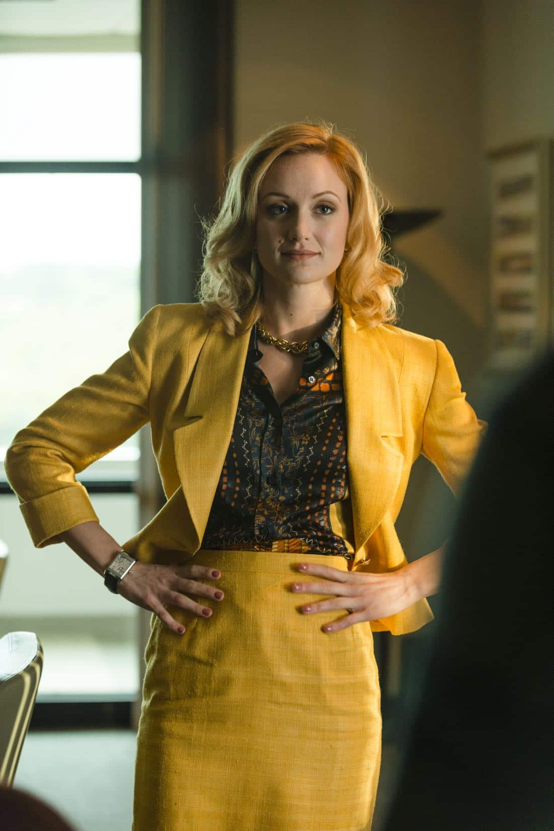 Kerry Bishe as Donna Emerson - Halt and Catch Fire _ Season 4, Episode 1 - Photo Credit: Gene Page/AMC