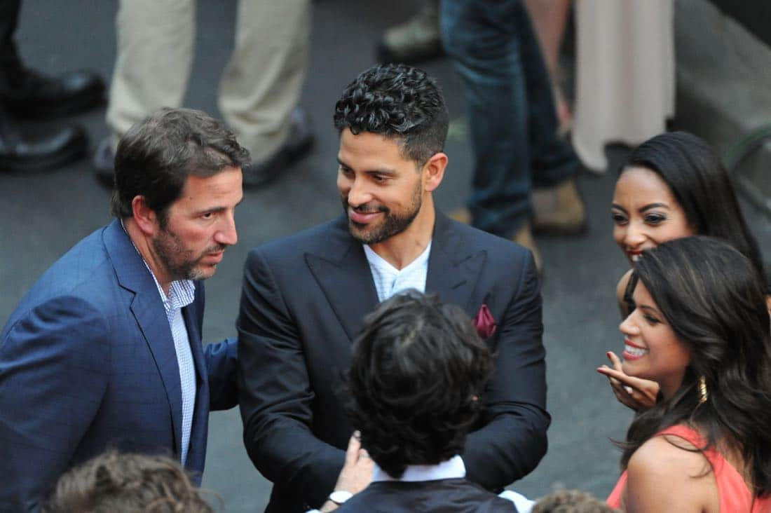 Adam Rodriguez at the CBS Summer Soirée, held on August 1, 2017 in Los Angeles, CA. Photo: Johnny Vy/CBS ©2017 Broadcasting Inc. All Rights Reserved