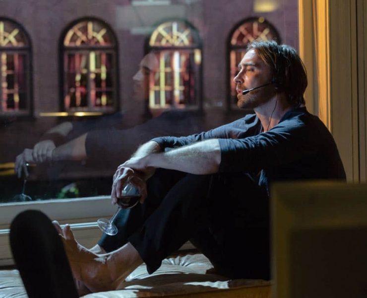 Lee Pace as Joe MacMillan- Halt and Catch Fire _ Season 4, Episode 2 - Photo Credit: Erika Doss/AMC
