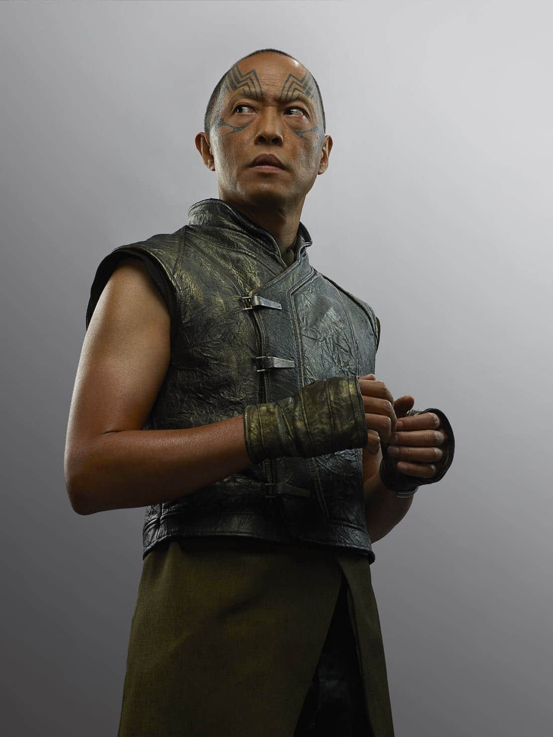 "MARVEL'S INHUMANS - ""Marvel's Inhumans"" stars Ken Leung as Karnak. (ABC/Michael Muller)"