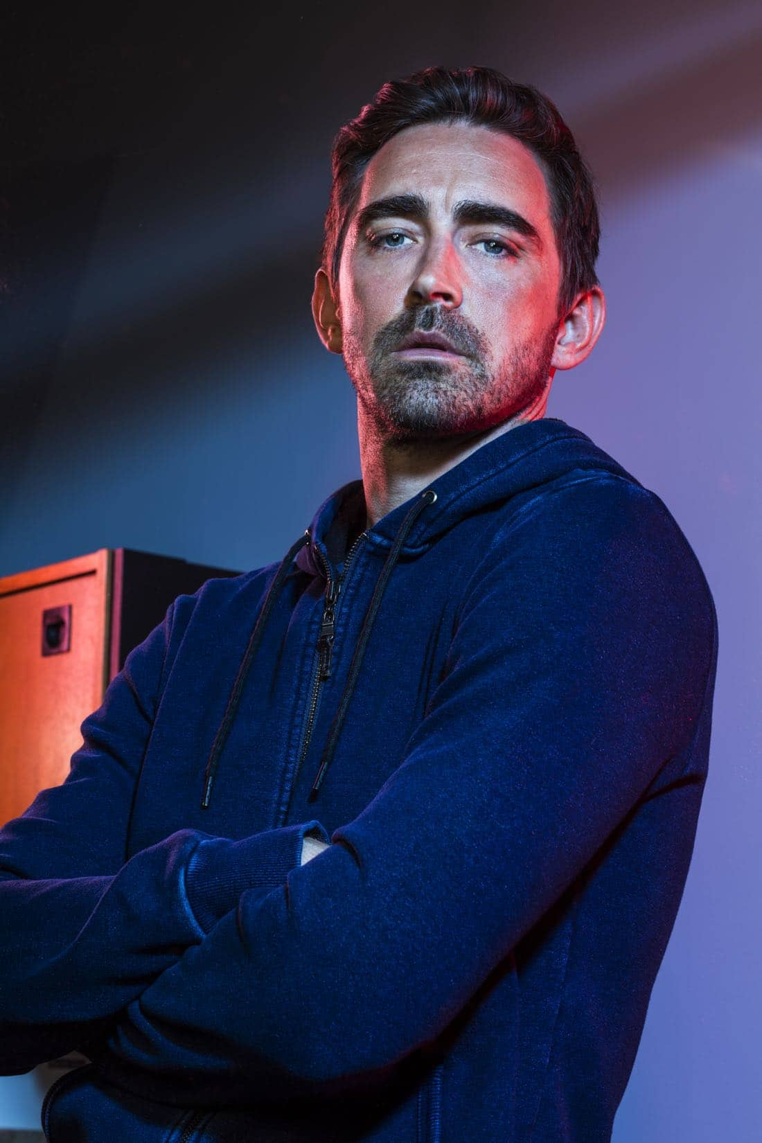 Lee Pace as Joe MacMillan - Halt and Catch Fire _ Season 4, Gallery - Photo Credit: Eric Ogden/AMC