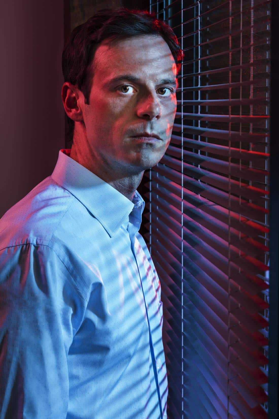 Scoot McNairy as Gordon Clark - Halt and Catch Fire _ Season 4, Gallery - Photo Credit: Eric Ogden/AMC