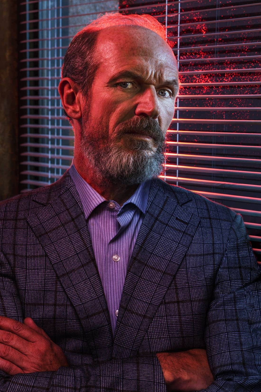 Toby Huss as John Bosworth - Halt and Catch Fire _ Season 4, Gallery - Photo Credit: Eric Ogden/AMC