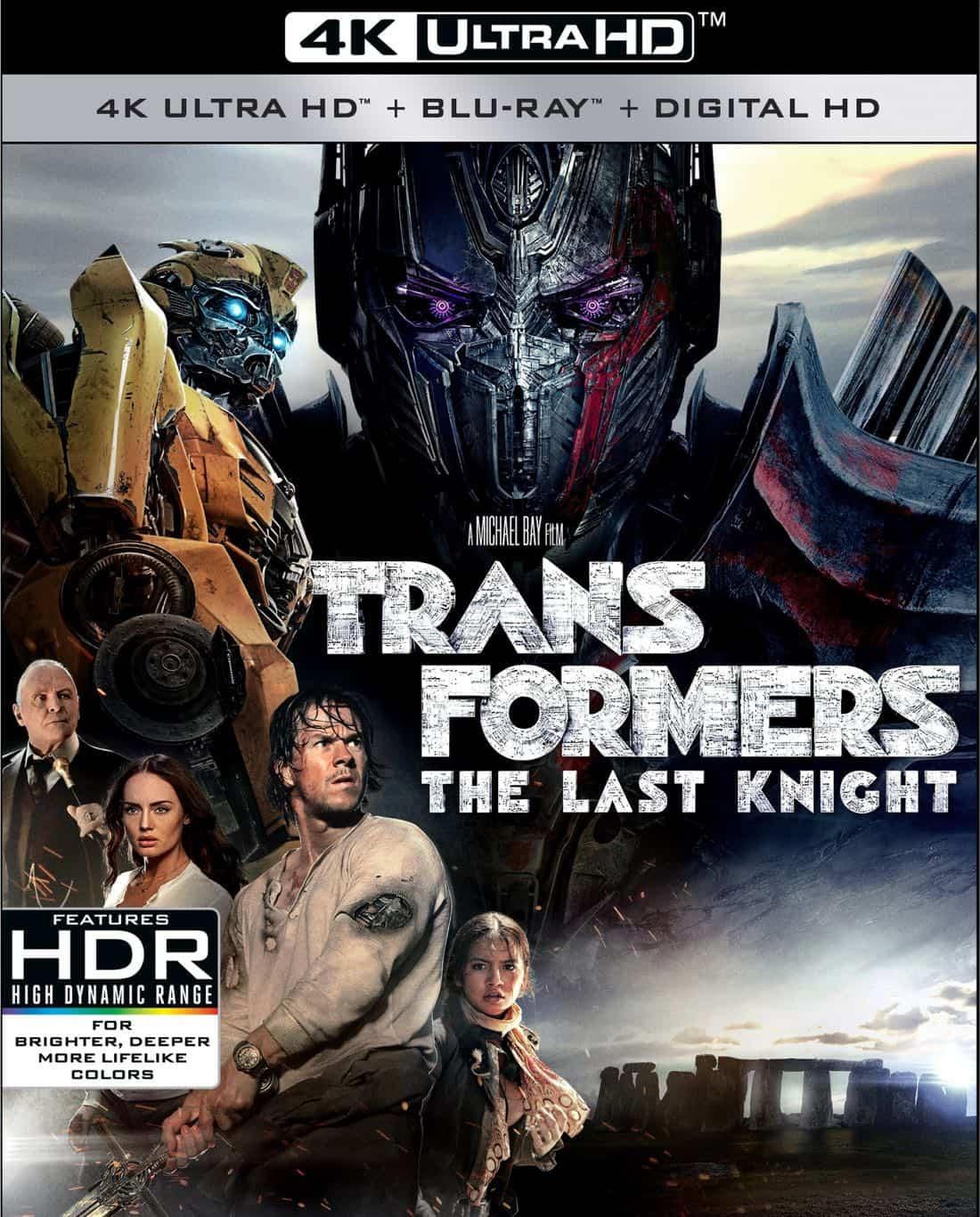 Transformers-The-Last-Knight-4K-Bluray