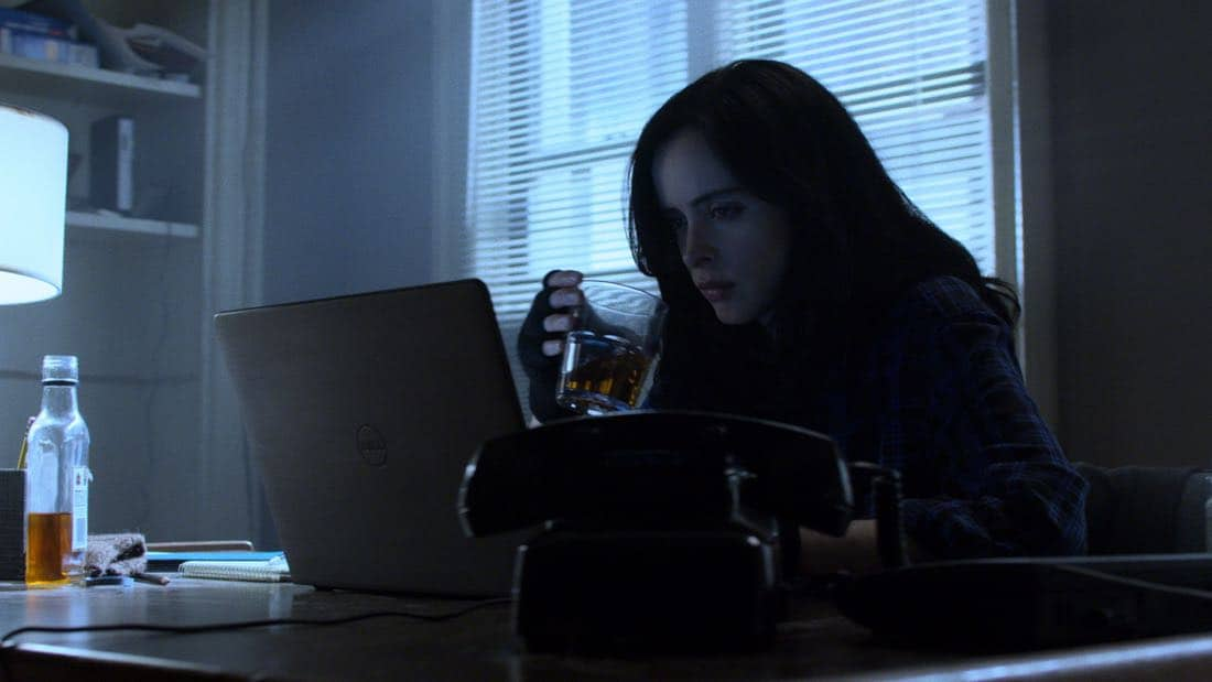 Marvel's The Defenders Episode 1 The H Word - Krysten Ritter