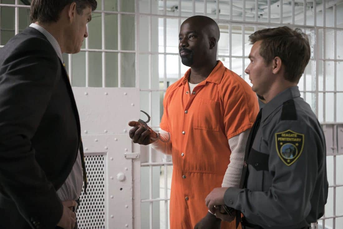 Marvel's The Defenders Episode 1 The H Word - Mike Colter