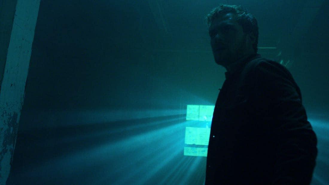 Marvel's The Defenders Episode 2 Mean Right Hook Finn Jones