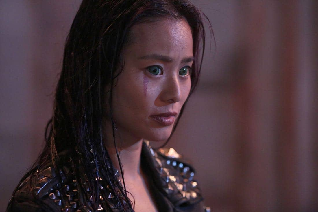 THE GIFTED: Jamie Chung in THE GIFTED premiering premiering Monday, Oct. 2 (9:00-10:00 PM ET/PT) on FOX. ©2017 Fox Broadcasting Co. Cr: Ryan Green/FOX