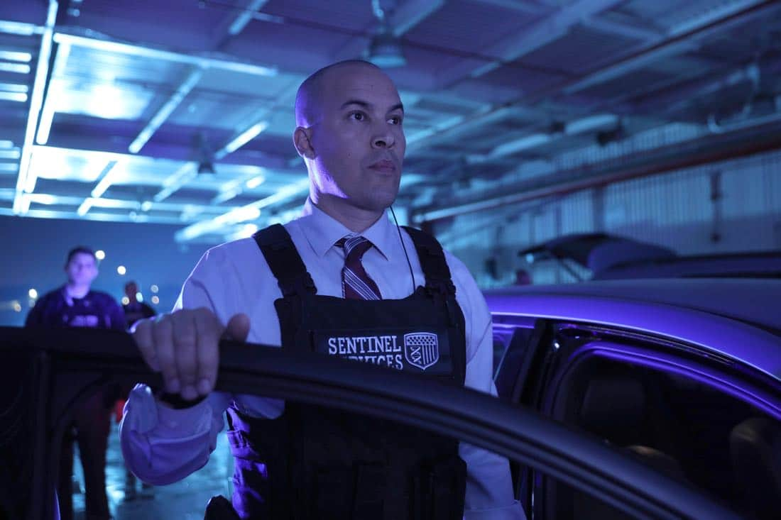 THE GIFTED: Coby Bell in THE GIFTED premiering premiering Monday, Oct. 2 (9:00-10:00 PM ET/PT) on FOX. ©2017 Fox Broadcasting Co. Cr: Ryan Green/FOX