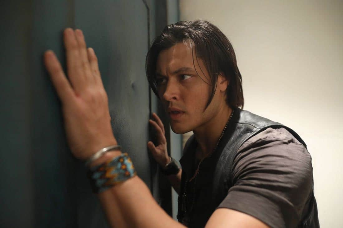 THE GIFTED: Blair Redford in THE GIFTED premiering premiering Monday, Oct. 2 (9:00-10:00 PM ET/PT) on FOX. ©2017 Fox Broadcasting Co. Cr: Ryan Green/FOX