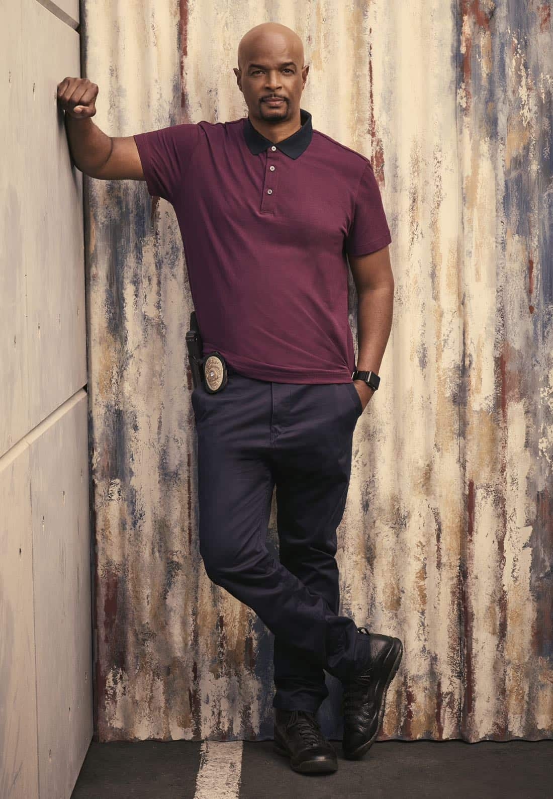 LETHAL WEAPON: Damon Wayans on Season Two of LETHAL WEAPON premiering Tuesday, Sept. 26 (8:00-9:00 PM ET/PT) on FOX. ©2017 Fox Broadcasting Co. CR: Brian Bowen Smith/FOX