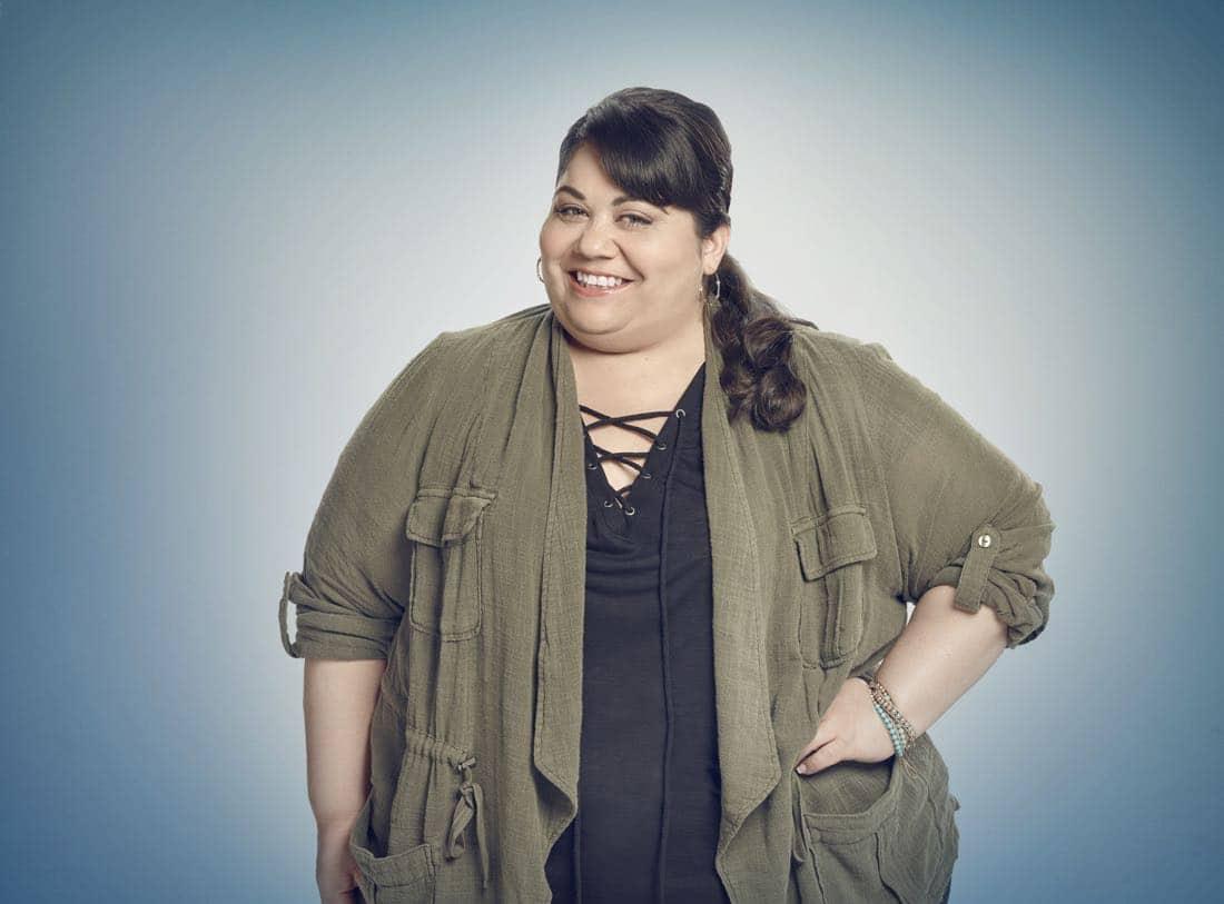THE MICK: Carla Jimenez. THE MICK Season Two premieres Tuesday, Sept. 26 (9:00-9:30 PM ET/PT) on FOX. ©2017 Fox Broadcasting Co. CR: Scott Council/FOX