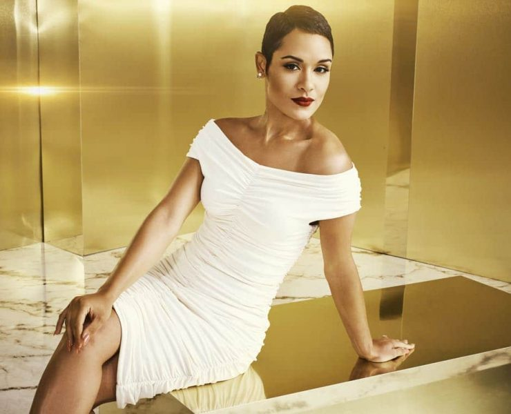 EMPIRE: Grace Byers on Season Four of EMPIRE premiering Wednesday, Sept. 27 (8:00-9:00 PM ET/PT) on FOX. ©2017 Fox Broadcasting Co. CR: Michael Lavine/FOX
