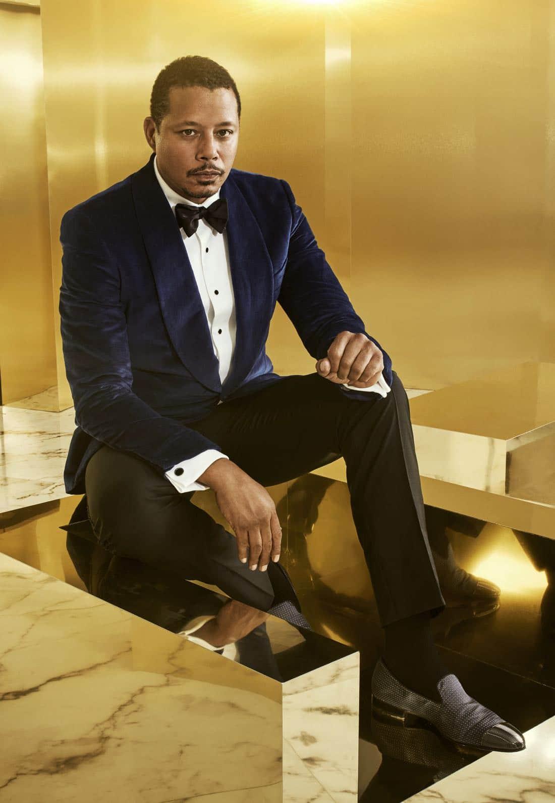 EMPIRE: Terrence Howard on Season Four of EMPIRE premiering Wednesday, Sept. 27 (8:00-9:00 PM ET/PT) on FOX. ©2017 Fox Broadcasting Co. CR: Michael Lavine/FOX