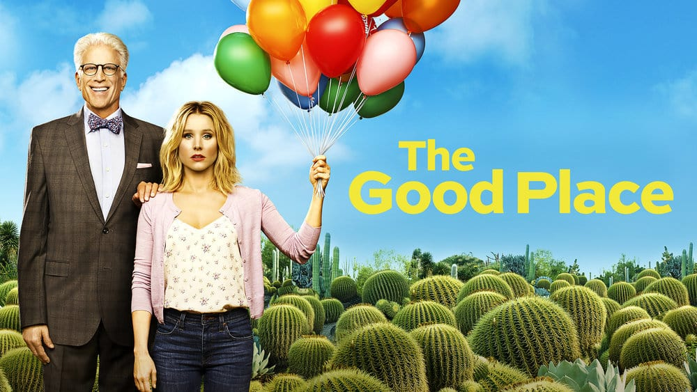"THE GOOD PLACE -- Pictured: ""The Good Place"" Key Art -- (Photo by: NBCUniversal)"