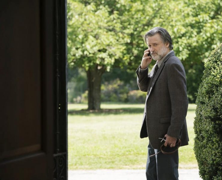"""THE SINNER -- """"Part VI"""" Episode 106 -- Pictured: Bill Pullman as Harry Ambrose -- (Photo by: Peter Kramer/USA Network)"""