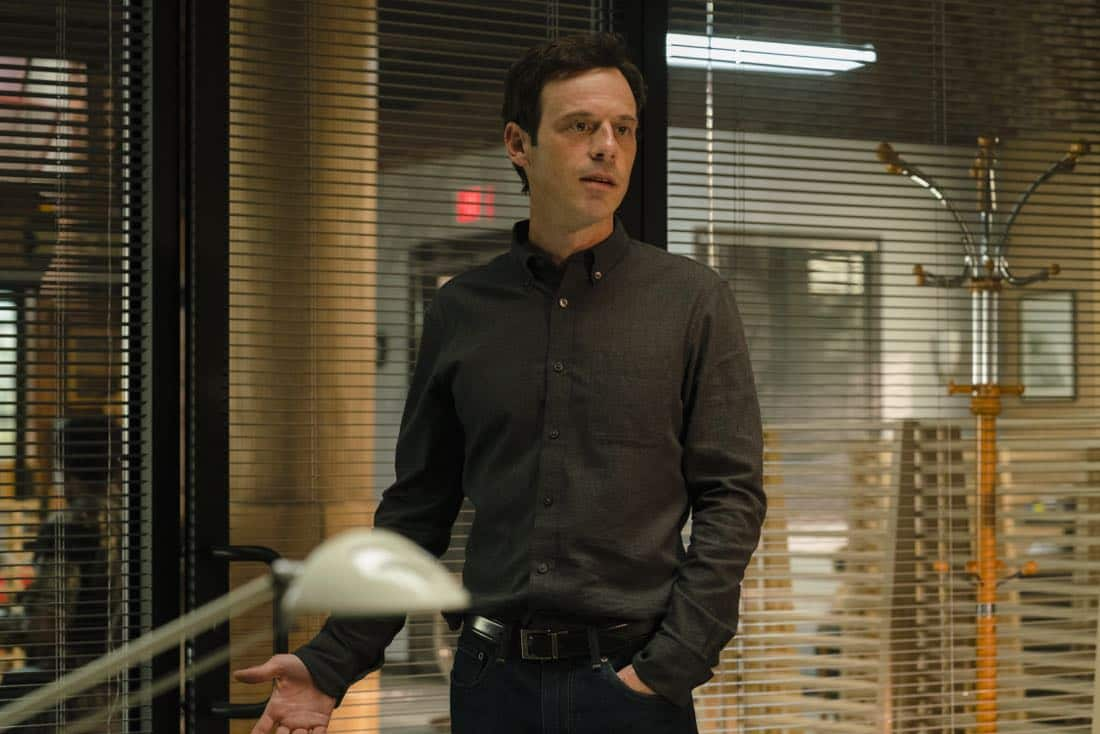 Scoot McNairy as Gordon Clark - Halt and Catch Fire _ Season 4, Episode 5 - Photo Credit: Tina Rowden/AMC