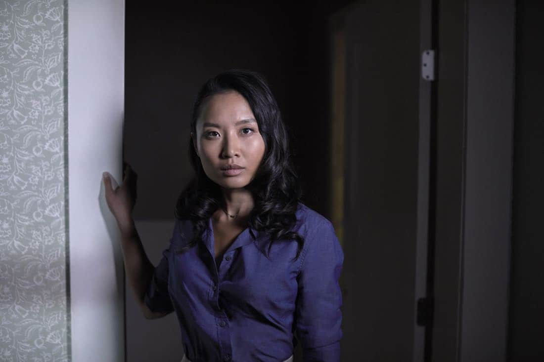 THE EXORCIST: Li Jun Li as Rose in THE EXORCIST premiering Friday, Sept. 29 (9:00-10:00 PM ET/PT) on FOX. ©2017 Fox Broadcasting Co. Cr: Mathieu Young/FOX