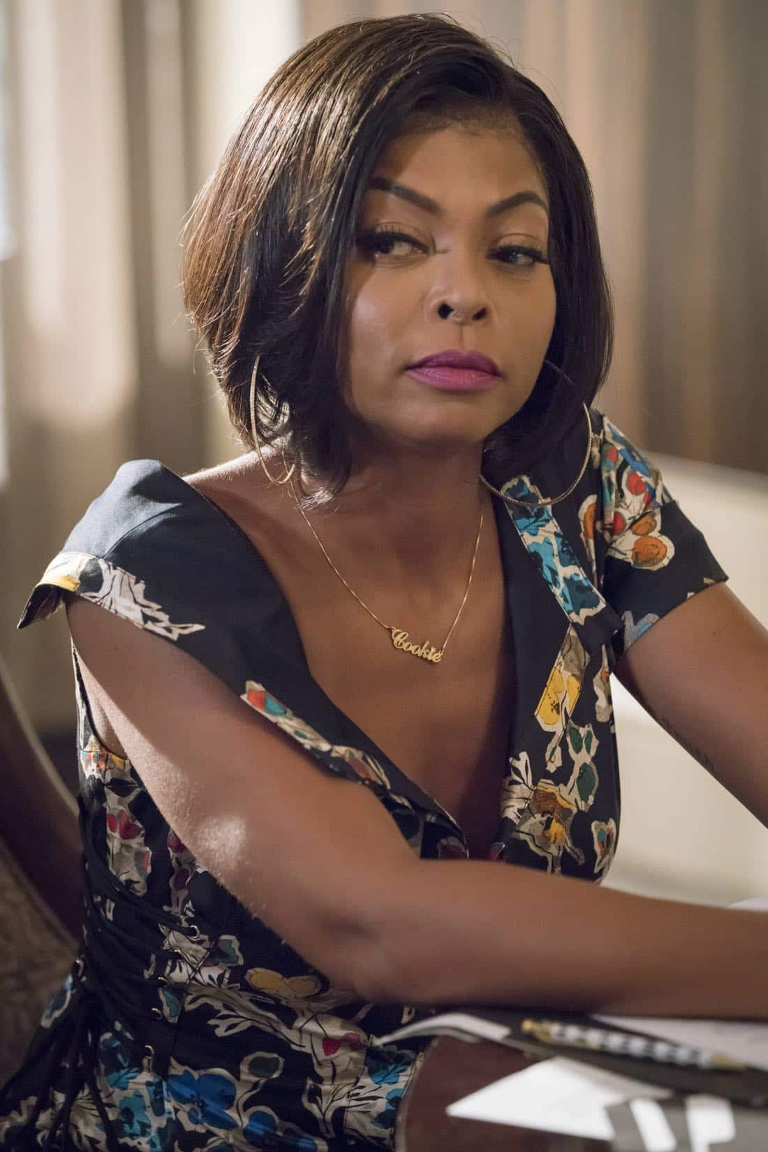 "EMPIRE: Taraji P. Henson in the ""Noble Memory"" episode of EMPIRE premiering Wednesday, Sept. 27 (8:00-9:00 PM ET/PT) on FOX. ©2017 Fox Broadcasting Co. CR: Chuck Hodes/FOX"