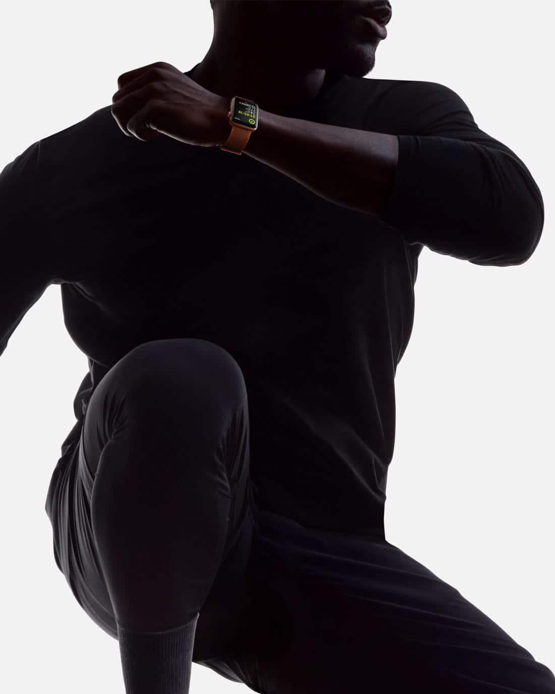 watch series 3 jump wrist