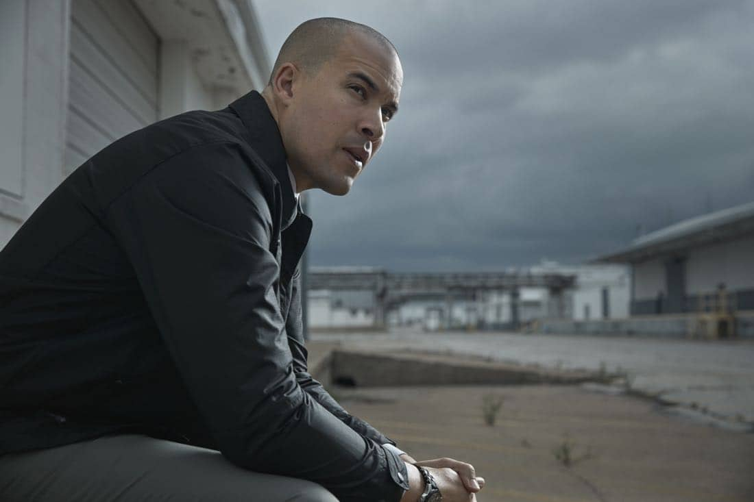 THE GIFTED: Coby Bell as Jace Turner in THE GIFTED premiering premiering Monday, Oct. 2 (9:00-10:00 PM ET/PT) on FOX. ©2017 Fox Broadcasting Co. Cr: Miller Mobley/FOX