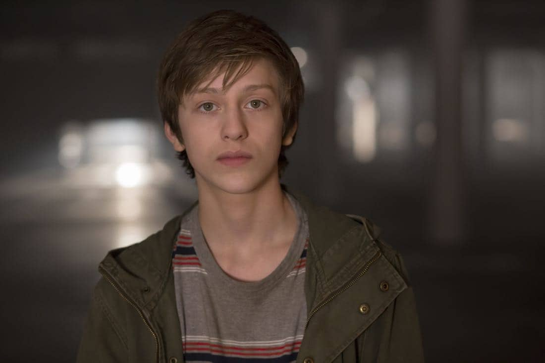 THE GIFTED: Percy Hynes White as Andy Strucker in THE GIFTED premiering premiering Monday, Oct. 2 (9:00-10:00 PM ET/PT) on FOX. ©2017 Fox Broadcasting Co. Cr: Ryan Green/FOX
