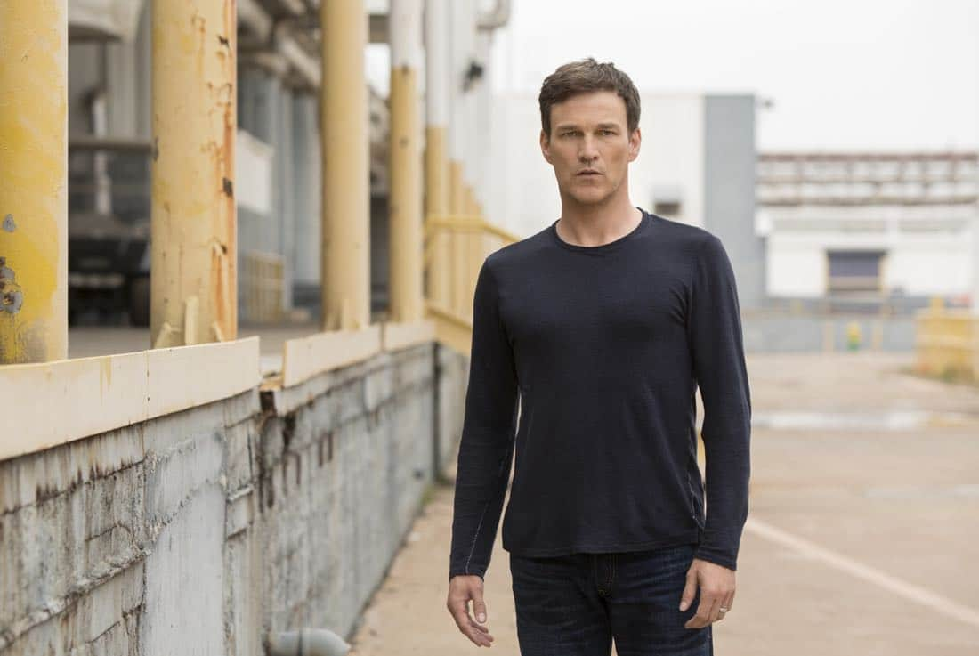 THE GIFTED: Stephen Moyer as Reed Strucker in THE GIFTED premiering premiering Monday, Oct. 2 (9:00-10:00 PM ET/PT) on FOX. ©2017 Fox Broadcasting Co. Cr: Ryan Green/FOX
