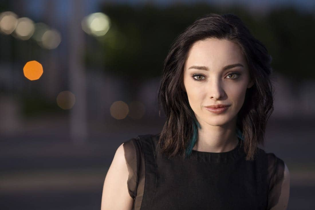 THE GIFTED: Emma Dumont as Polaris/Lorna Dane in THE GIFTED premiering premiering Monday, Oct. 2 (9:00-10:00 PM ET/PT) on FOX. ©2017 Fox Broadcasting Co. Cr: Ryan Green/FOX