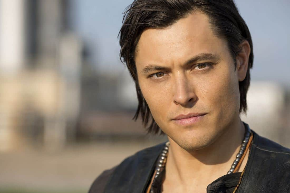 THE GIFTED: Blair Redford as Thunderbird/John Proudstar in THE GIFTED premiering premiering Monday, Oct. 2 (9:00-10:00 PM ET/PT) on FOX. ©2017 Fox Broadcasting Co. Cr: Ryan Green/FOX