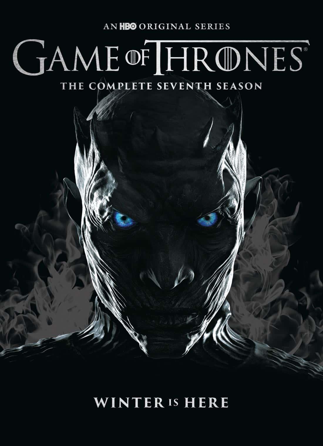 Game of Thrones Season 7 DVD