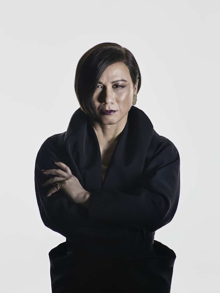 MR. ROBOT -- Season:3 -- Pictured: BD Wong as Whiterose -- (Photo by: Nadav Kander/USA Network)