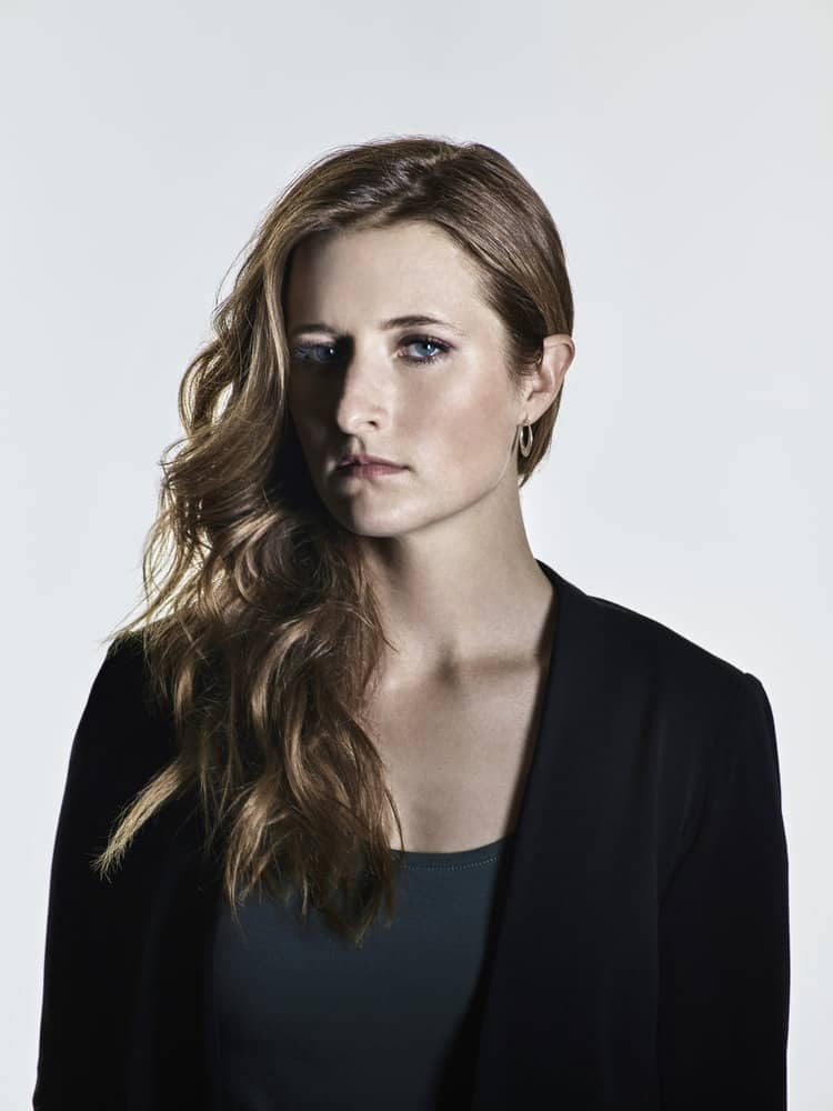 "MR. ROBOT -- Season:3 -- Pictured: Grace Gummer as Dominique ""Dom"" DiPierro -- (Photo by: Nadav Kander/USA Network)"