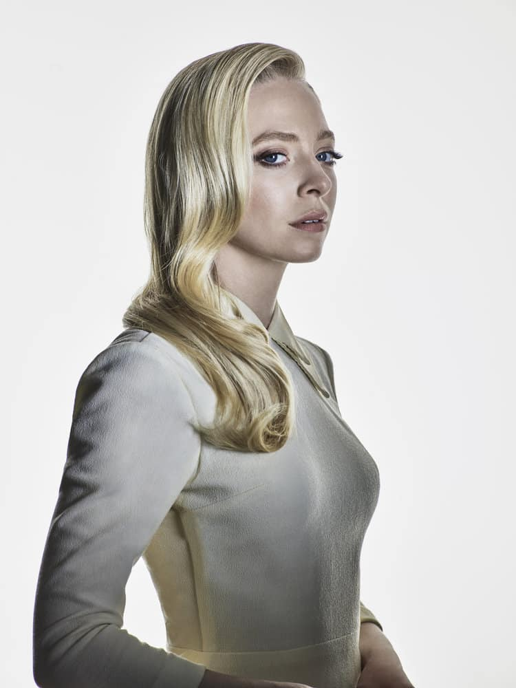MR. ROBOT -- Season:3 -- Pictured: Portia Doubleday as Angela Moss -- (Photo by: Nadav Kander/USA Network)