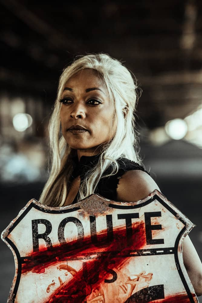 Z NATION -- Season:4 -- Pictured: Kellita Smith as Warren -- (Photo by: Daniel Sawyer Schaefer/Go2 Z 4/Syfy)