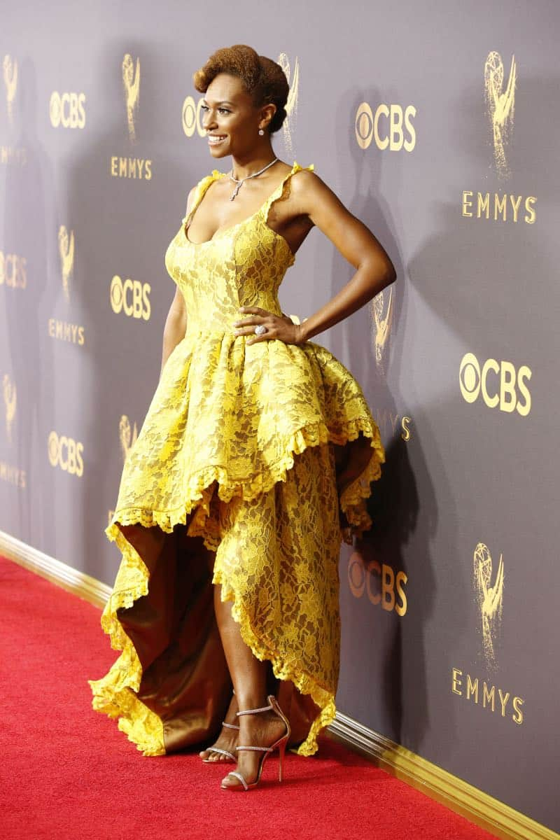 Ryan Michelle Bathe arrives at the 69TH PRIMETIME EMMY AWARDS, LIVE from the Microsoft Theater in Los Angeles Sunday, Sept. 17 (8:00-11:00 PM, live ET/5:00-8:00 PM live PT) on the CBS Television Network.   Photo: Trae Patton/CBS ©2017 CBS Broadcasting, Inc. All Rights Reserved.