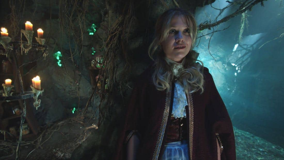 "ONCE UPON A TIME - ""Hyperion Heights"" - As ""Once Upon a Time"" returns to ABC for its seventh season, FRIDAY, OCTOBER 6 (8:00-9:00 p.m. EDT), on the ABC Television Network, the residents of the enchanted forest face their greatest challenge yet as the Evil Queen, Captain Hook and Rumpelstiltskin join forces with a grown-up Henry Mills and his daughter Lucy on an epic quest to bring hope to their world and ours. (ABC) ROSE REYNOLDS"