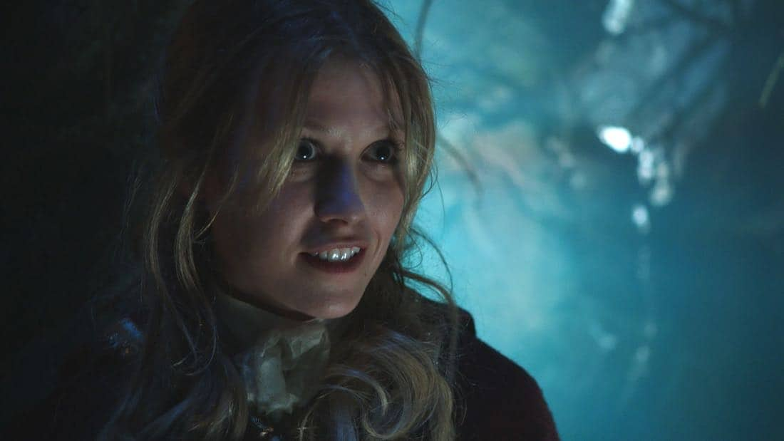 """ONCE UPON A TIME - """"Hyperion Heights"""" - As """"Once Upon a Time"""" returns to ABC for its seventh season, FRIDAY, OCTOBER 6 (8:00-9:00 p.m. EDT), on the ABC Television Network, the residents of the enchanted forest face their greatest challenge yet as the Evil Queen, Captain Hook and Rumpelstiltskin join forces with a grown-up Henry Mills and his daughter Lucy on an epic quest to bring hope to their world and ours. (ABC) ROSE REYNOLDS"""
