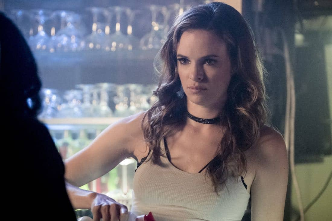 """The Flash -- """"The Flash Reborn"""" -- Image Number: FLA401b_0255b.jpg -- Pictured: Danielle Panabaker as Caitlin Snow -- Photo: Katie Yu/The CW -- © 2017 The CW Network, LLC. All rights reserved."""