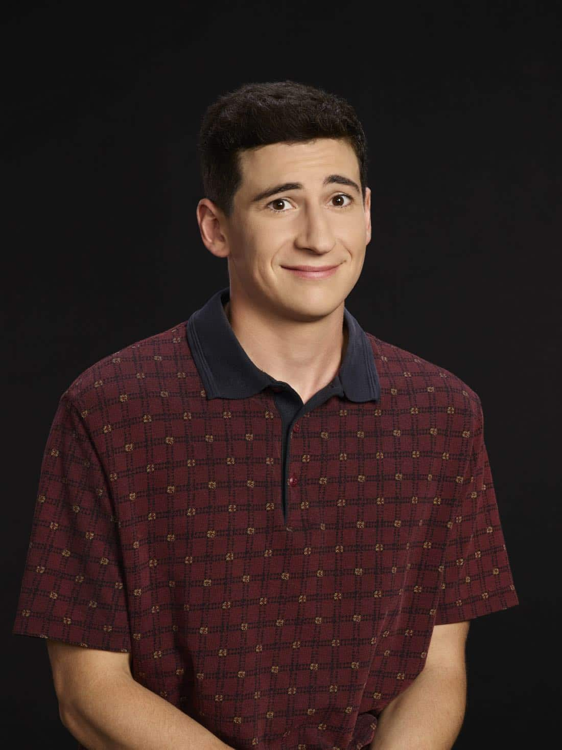 "THE GOLDBERGS - ABC's ""The Goldbergs"" stars Sam Lerner as Geoff Schwartz. (ABC/Craig Sjodin)"
