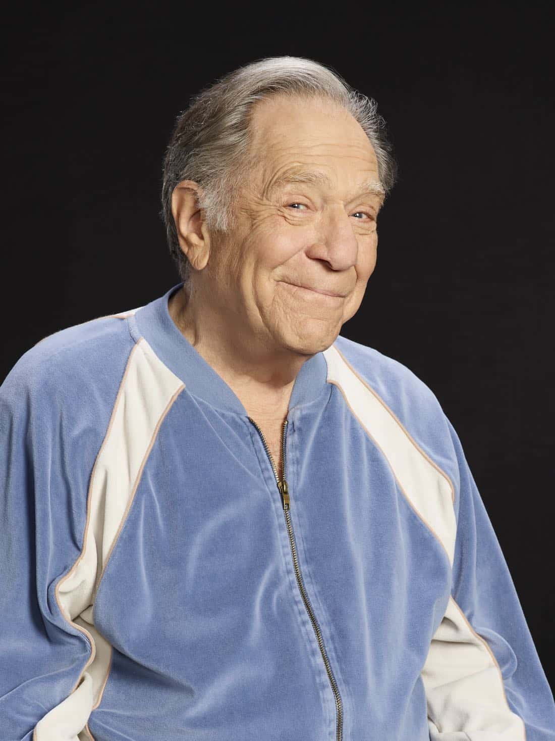 "THE GOLDBERGS - ABC's ""The Goldbergs"" stars George Segal as Pops Solomon. (ABC/Craig Sjodin)"