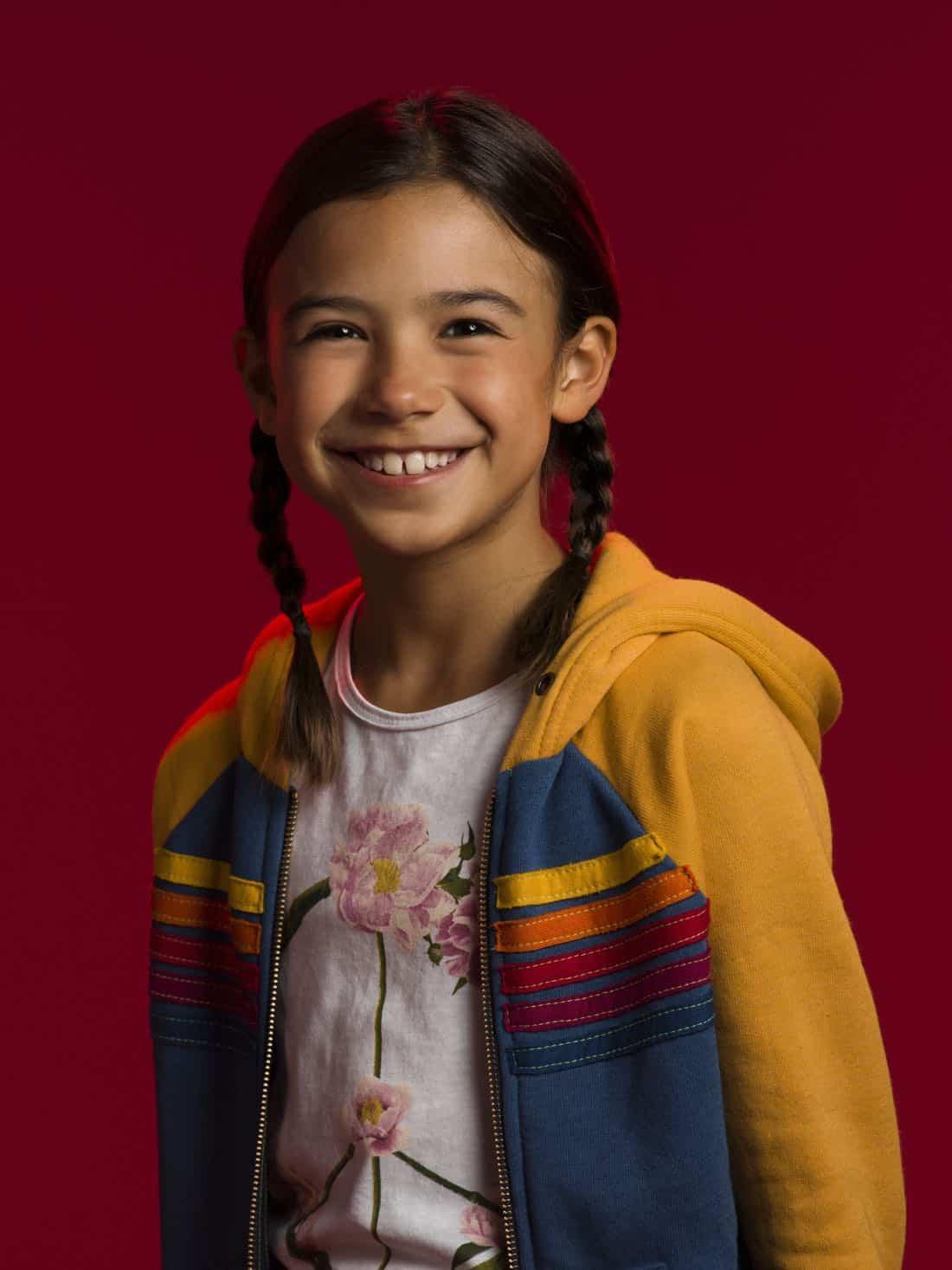 LUCIFER: Season 3 of LUCIFER premieres Monday, Oct. 2 on FOX. Scarlett Estevez. ©2017 Fox Broadcasting Co. CR: Jason Bell/FOX