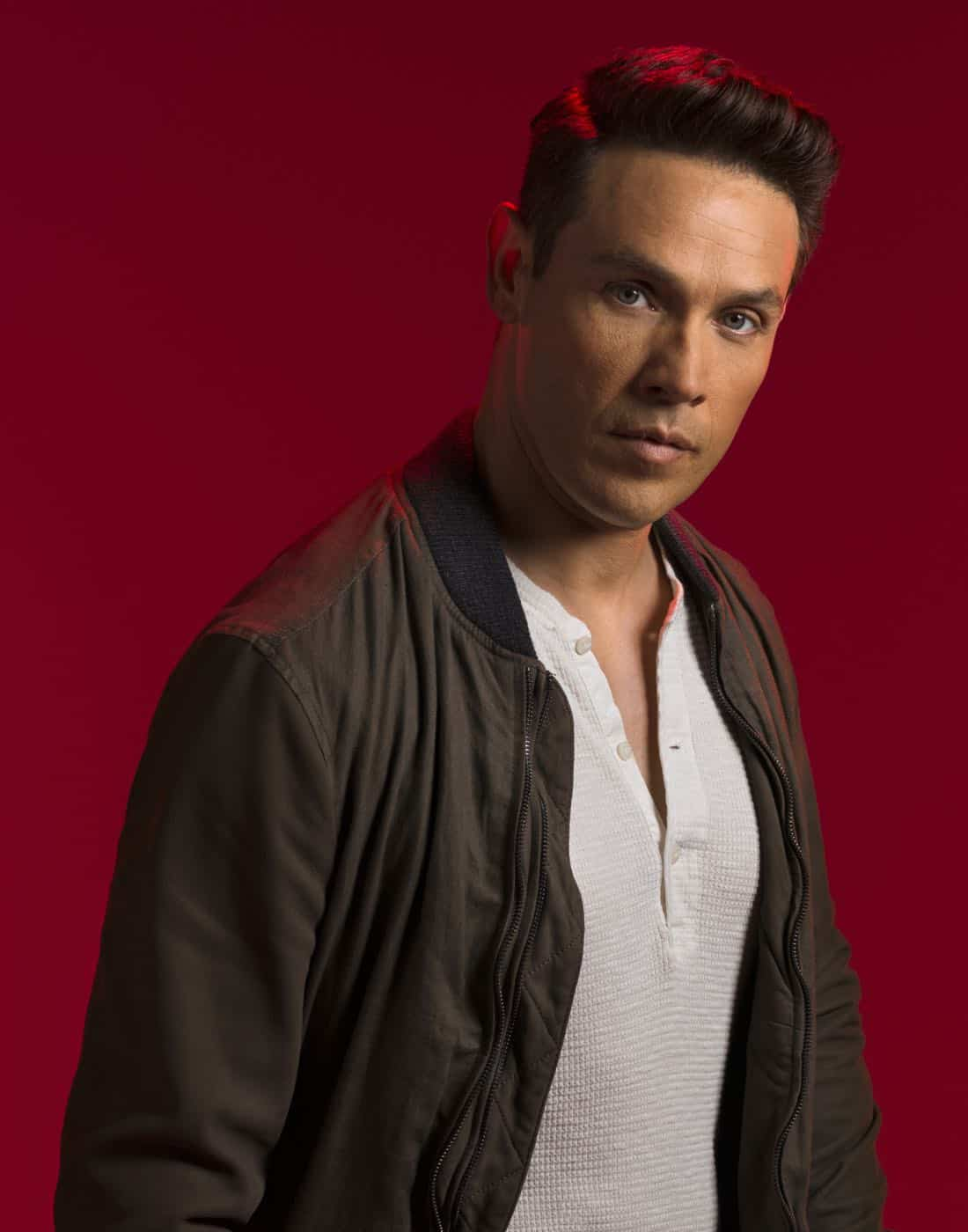 LUCIFER: Season 3 of LUCIFER premieres Monday, Oct. 2 on FOX. Kevin Alejandro. ©2017 Fox Broadcasting Co. CR: Jason Bell/FOX
