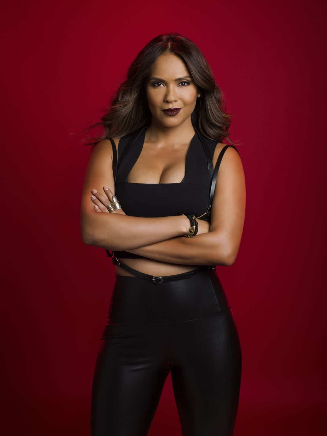 LUCIFER: Season 3 of LUCIFER premieres Monday, Oct. 2 on FOX. Lesley-Ann Brandt. ©2017 Fox Broadcasting Co. CR: Jason Bell/FOX