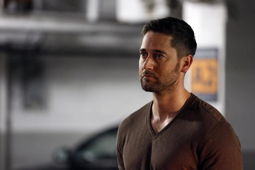 """THE BLACKLIST -- """"Greyson Blaise"""" Episode 502 -- Pictured: Ryan Eggold as Tom Keen -- (Photo by: Will Hart/NBC)"""