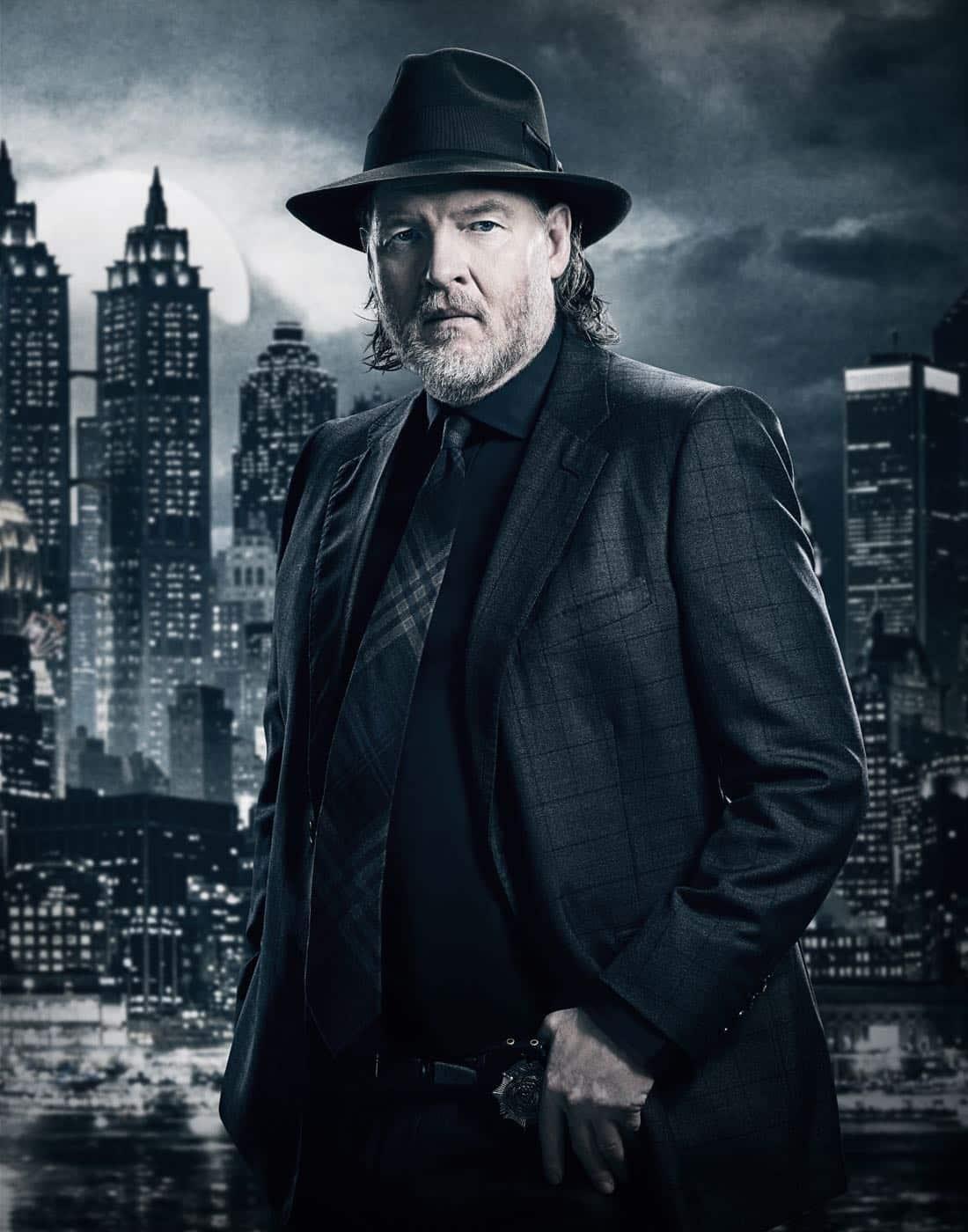 Donal Logue. Season 4 of GOTHAM