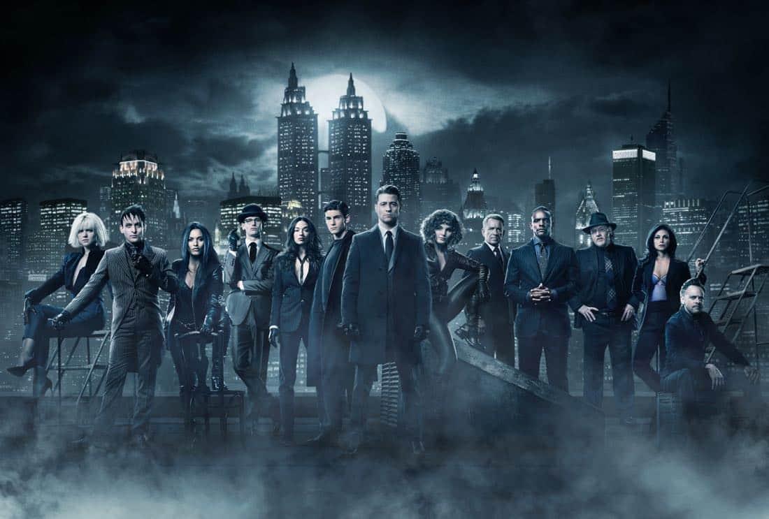 Gotham Season 4 Cast Photo