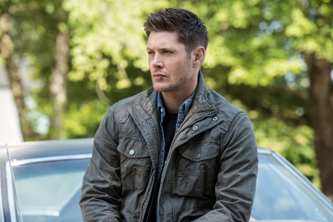 "Supernatural -- ""Lost and Found -- Pictured: Jensen Ackles as Dean"